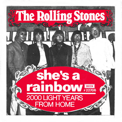 The Rolling Stones : She's A Rainbow - Sweden 1967