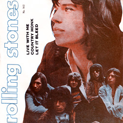 The Rolling Stones : Live With Me - Thailand 1969