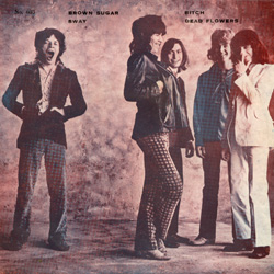 The Rolling Stones : Brown Sugar - Thailand 1971