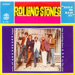 The Rolling Stones : Exile On Main Street - Thailand 1972