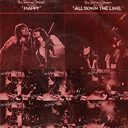The Rolling Stones : Happy - Thailand 1972