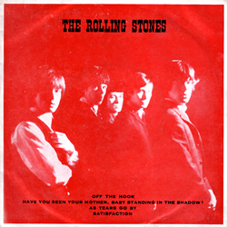 The Rolling Stones : Off The Hook - Thailand 1966