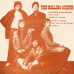 The Rolling Stones : Mother's Little Helper - Thailand 1967