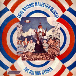 The Rolling Stones : Their Satanic Majesties Request - Thailand 1967