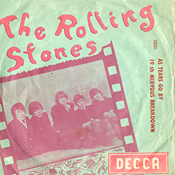 The Rolling Stones : 19th Nervous Breakdown - Turkey 1966