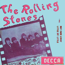 The Rolling Stones : Not Fade Away - Turkey 1964
