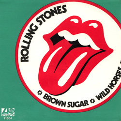 The Rolling Stones : Brown Sugar - Turkey 1971