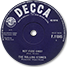 """The Rolling Stones : Not Fade Away, 7"""" single from UK - 1964"""