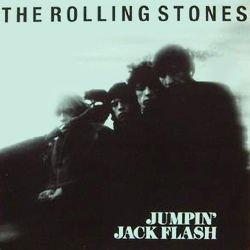 The Rolling Stones : Jumpin' Jack Flash - UK 1987