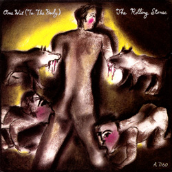 The Rolling Stones : One Hit (To The Body) - UK 1986
