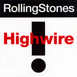 The Rolling Stones : Highwire - UK 1991