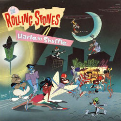 The Rolling Stones : Harlem Shuffle - Canada 1986