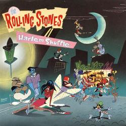 The Rolling Stones : Harlem Shuffle - UK 1986