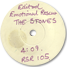 """The Rolling Stones : Emotional Rescue, 7"""" single from UK - 1980"""