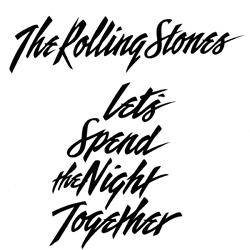The Rolling Stones : Let's Spend The Night Together (live) - UK 1982