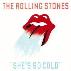 The Rolling Stones : She's So Cold - Italy 1980