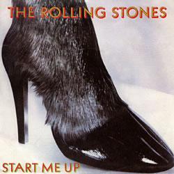 The Rolling Stones : Start Me Up - Ireland 1981