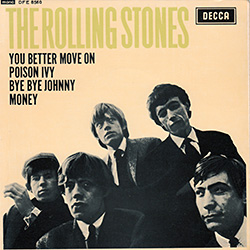 The Rolling Stones : The Rolling Stones - UK 1964