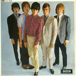 The Rolling Stones : Five By Five - UK 1964