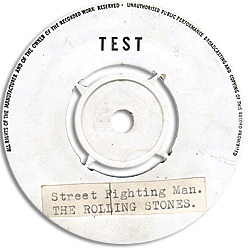 The Rolling Stones : Street Fighting Man - UK 1968