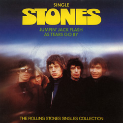 The Rolling Stones : Single Stones - The Rolling Stones Singles Collection - Ireland 1980