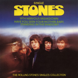 The Rolling Stones : Single Stones - The Rolling Stones Singles Collection - UK 1980