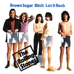 The Rolling Stones : Brown Sugar - UK 2011