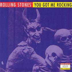 The Rolling Stones : You Got Me Rocking - UK 1994