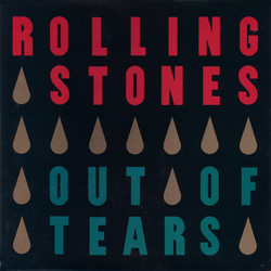 The Rolling Stones : Out Of Tears (Don Was Edit) - USA 1994