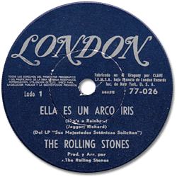 The Rolling Stones : She's A Rainbow - Uruguay 1967