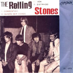 The Rolling Stones : Come On - Uruguay 1965
