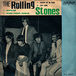 The Rolling Stones : Satisfaction - Uruguay 1965