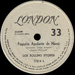 The Rolling Stones : Mother's Little Helper - Uruguay 1966