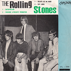 The Rolling Stones : Satisfaction - Uruguay 1965