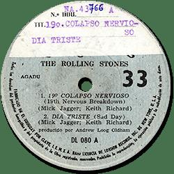 The Rolling Stones : 19th Nervous Breakdown - Uruguay 1966