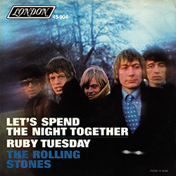 The Rolling Stones : Let's Spend The Night Together - Canada 1967