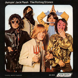 The Rolling Stones : Jumpin' Jack Flash - Canada 1968