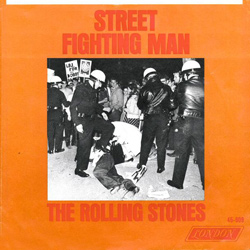 The Rolling Stones : Street Fighting Man - USA 1968