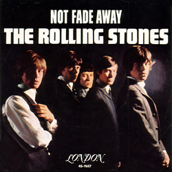 The Rolling Stones : Not Fade Away - Canada 1964