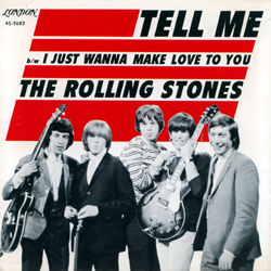 The Rolling Stones : Tell Me - USA 1964