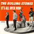 "The Rolling Stones : It's All Over Now, 7"" single from Canada - 1964"