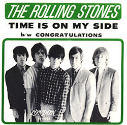 The Rolling Stones : Time Is On My Side - Canada 1964