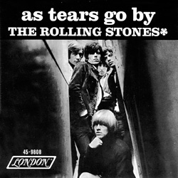 The Rolling Stones : As Tears Go By - Canada 1966