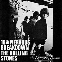 The Rolling Stones : 19th Nervous Breakdown - Canada 1966