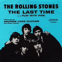 The Rolling Stones : The Last Time - USA 1973