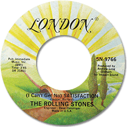 The Rolling Stones : Satisfaction - USA 1978