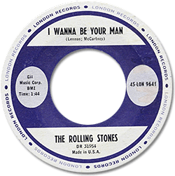 The Rolling Stones : I Wanna Be Your Man - USA 1964