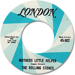 The Rolling Stones : Mother's Little Helper - USA 1966