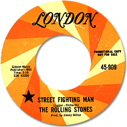 The Rolling Stones : Street Fighting Man - USA 1971