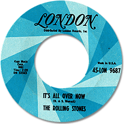 The Rolling Stones : It's All Over Now - USA 1970